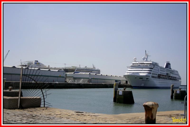 [Le Havre] Croisières et escales de paquebots 12804328