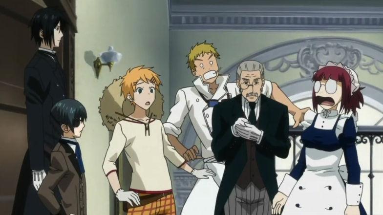 [Animé manga] Black Butler  49138769
