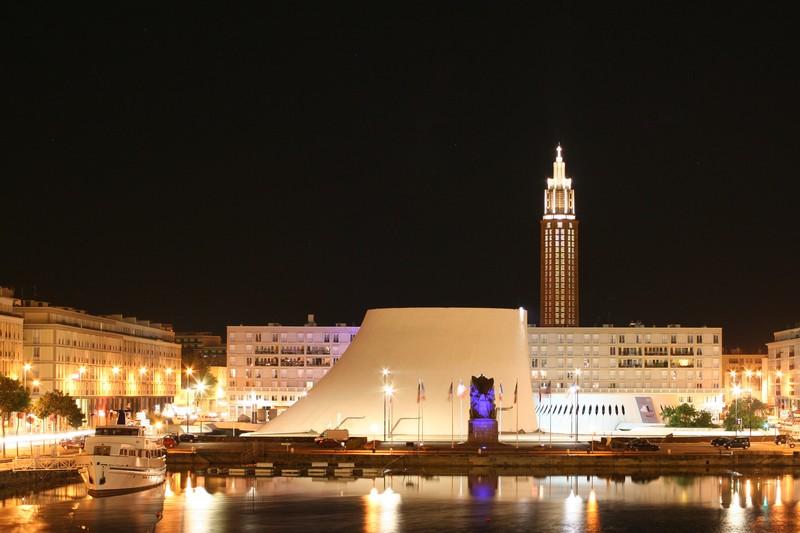 [Le Havre] Plan lumière 5626363