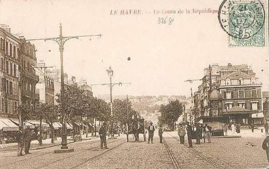 Photos historiques du réseau havrais (bus, tram, funi...) - Page 2 15454725