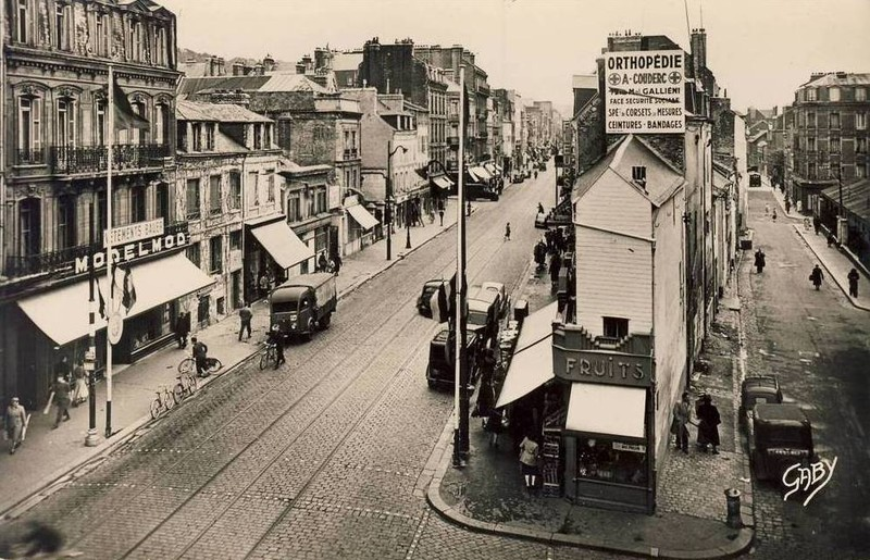 Photos historiques du réseau havrais (bus, tram, funi...) - Page 3 19295111