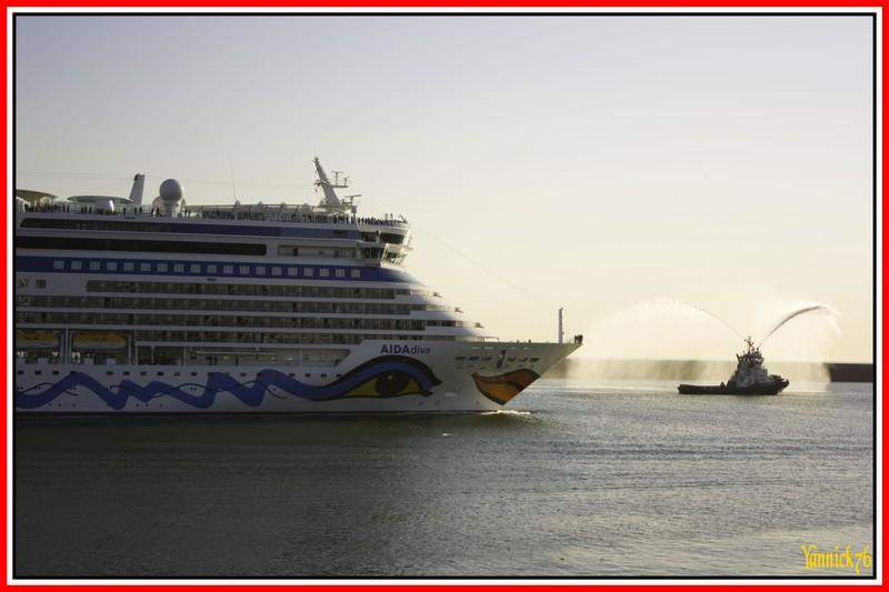 [Le Havre] Croisières et escales de paquebots 12804157