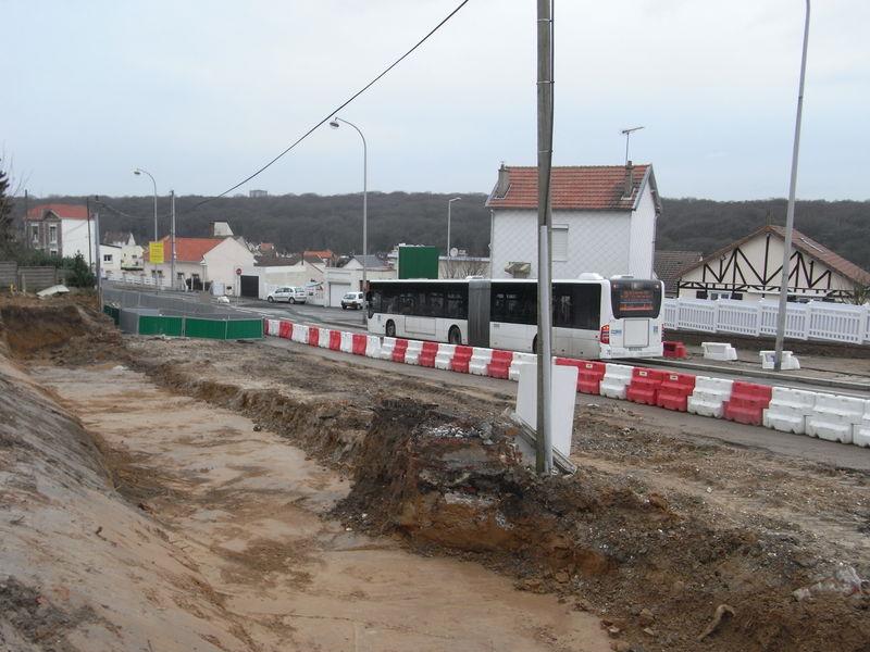 Tramway : En direct du chantier - Page 2 61963970