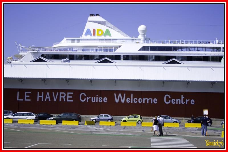 [Le Havre] Croisières et escales de paquebots 12485296