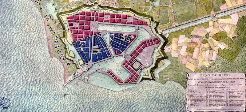 Plans et vues d'un Havre disparu... 31563008