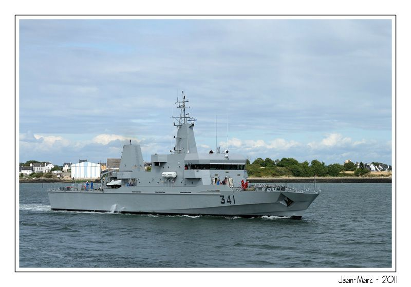 Royal Moroccan Navy OPV-70 / Classe Bir Anzarane 65492368