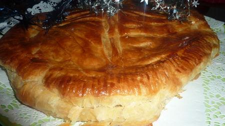 galette - Galette des rois frangipane/coco/framboises au cook'in 60472641_p