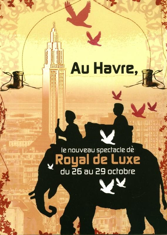 Royal de Luxe au Havre, du 26 au 29 Octobre 2006 7127564