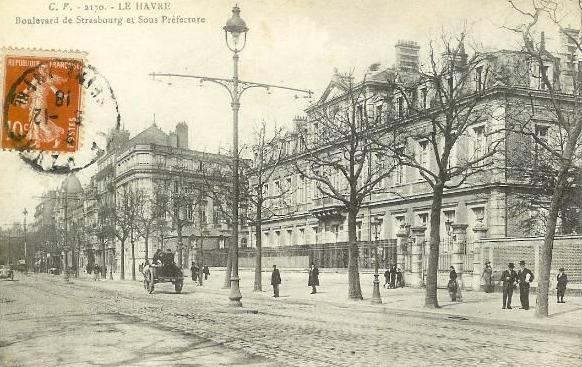 Photos historiques du réseau havrais (bus, tram, funi...) - Page 2 15302978