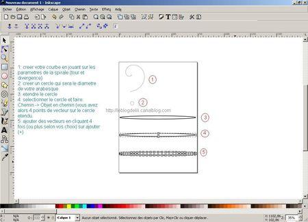 [Inkscape] Tuto Arabesque 29208298_p