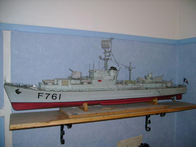 LE CORSE   F761 par zorglub au 1/100ème -sur plans 58371579