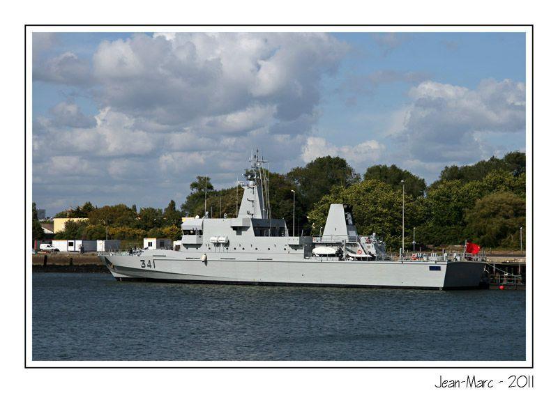Royal Moroccan Navy OPV-70 / Classe Bir Anzarane 65933131