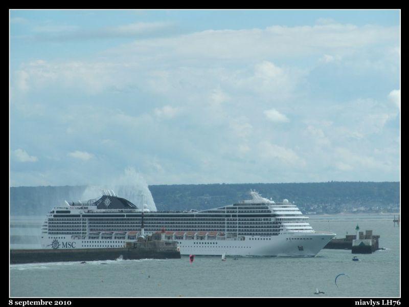 [Le Havre] Croisières 56860879
