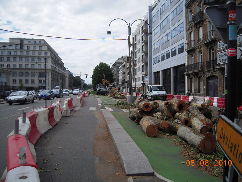 Tramway : En direct du chantier 55815835