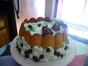 Charlotte chocolat poires 49238455_p