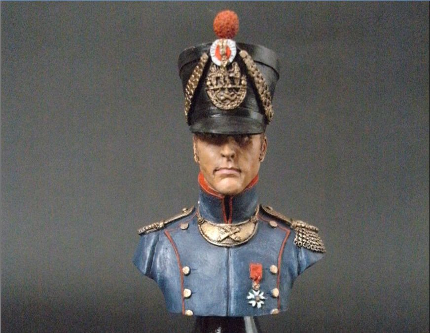 Vitrine de Christophe41 ( le 30.12.2019 : buste légionnaire 1918) 78081830_o