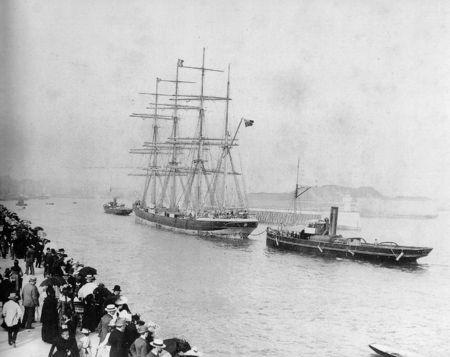 Le Havre du temps de la marine à voiles 27795556_p