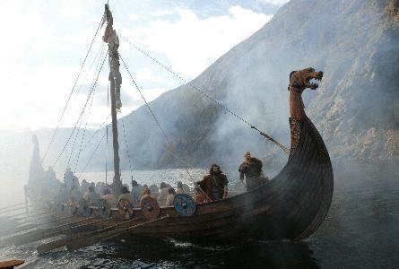 OUTLANDER ( Alien vs Vikings ) 16494255