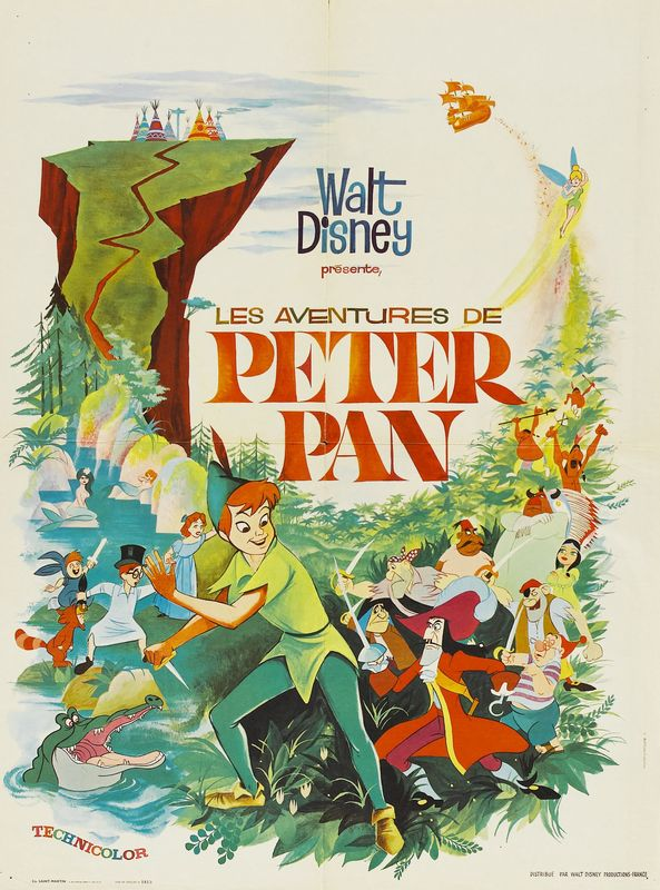 Les Aventures de Peter Pan [Walt Disney - 1953] - Page 5 63589607