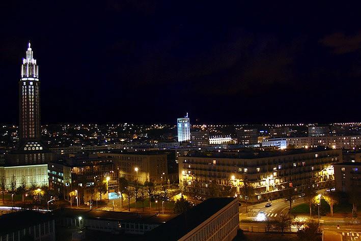 [Le Havre] Plan lumière 8428114