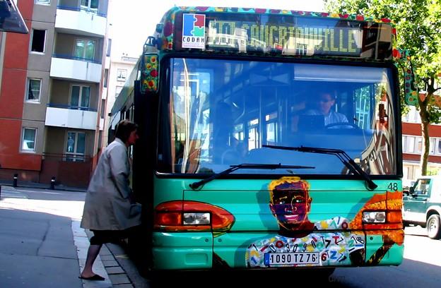 """Photos des bus """"Dell'Arte"""" LiA 8027095"""