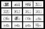 Storyboards de Chicken Little 2 et Les Aristochats 2! 31500254_p