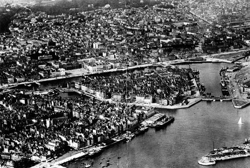 Plans et vues d'un Havre disparu... 31585949