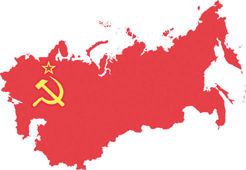 خريطة الاتحاد السوفيتي 1280x960