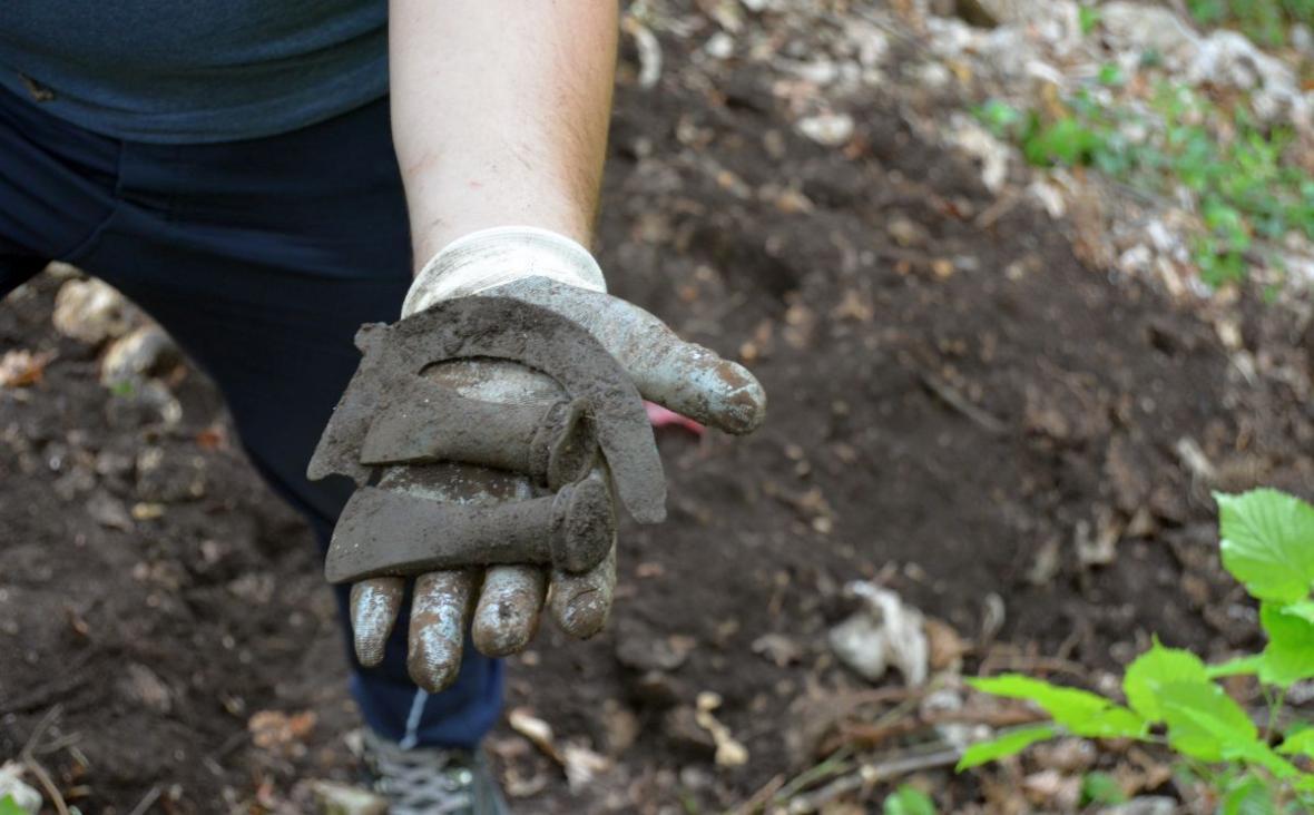 U Srebreniku pronađeni predmeti stari više od 3.000 godina Srebrenik_arheoloski_ostaci_AA