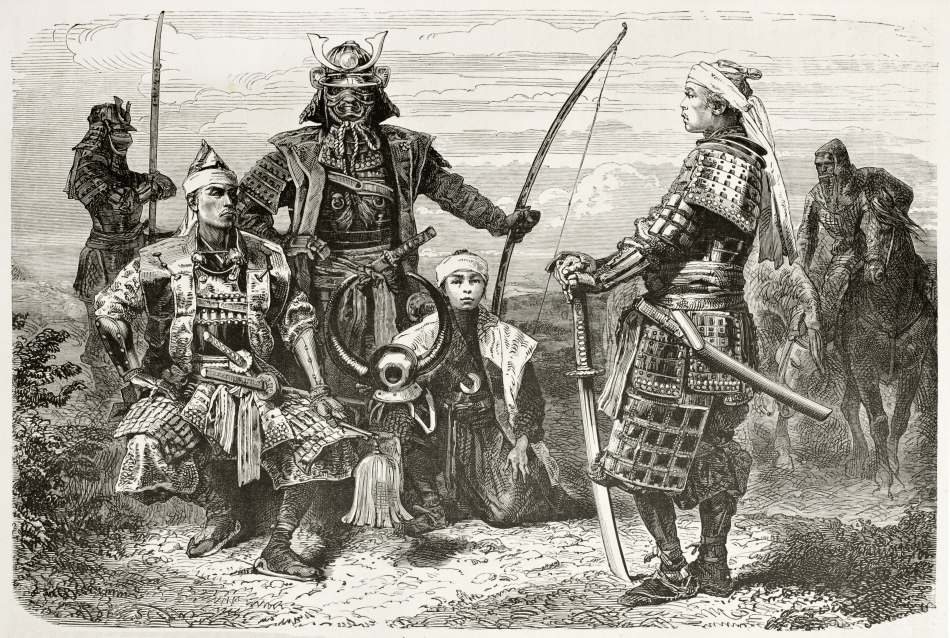 Chushingura: Legenda celor 47 ronini Ronin2