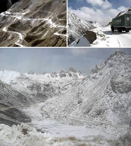 Top 10 cele mai periculoase drumuri din RO 05-tibet