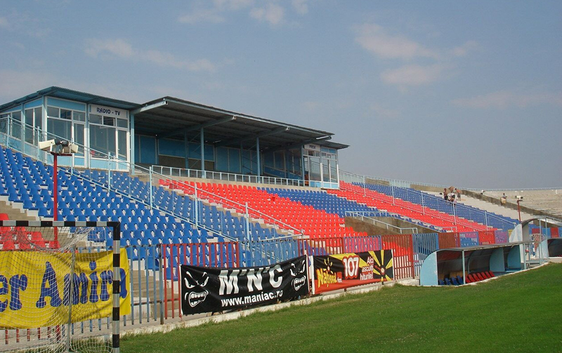 FC BIHOR ORADEA Stadion
