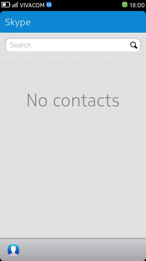Проблем със Skype на Nokia N9 8fefae0fe6d50dc1