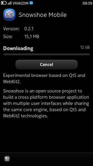 Snowshoe Qt5 Web Browser 0.2.1 921a29991ff04cb9