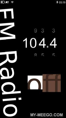 FM радио за Nokia N9 7683340d5650697b