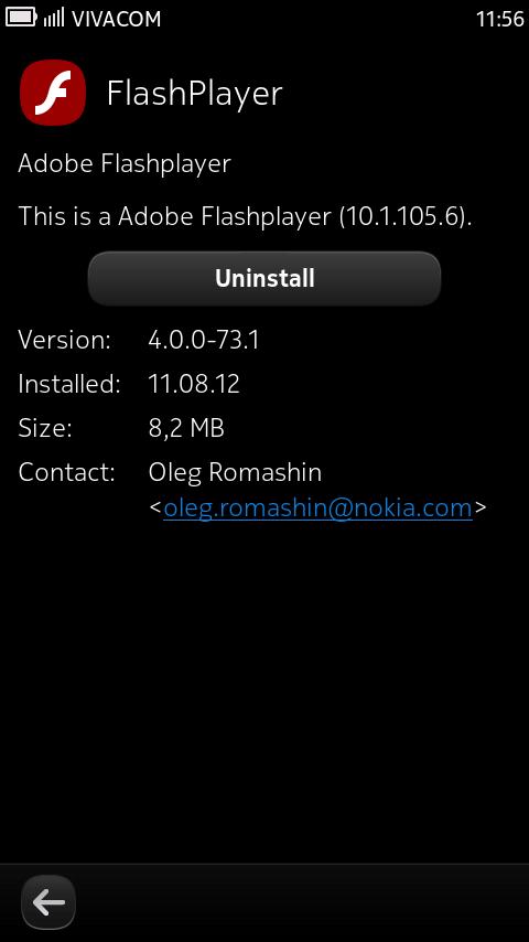 Adobe Flash Player 10.1.105.6 C446c4e331cba7bb
