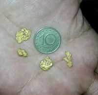 Самородно злато с металдетектор по централна Средна гора-експедиция. 3e1b6f350a30561f