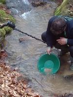 Самородно злато с металдетектор по централна Средна гора-експедиция. 98a567853414fc19