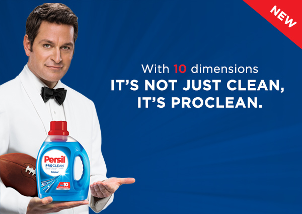 Amostras Persil Pro Clean - Detergente - Persil_Web_MainImage_WithFootball_v3