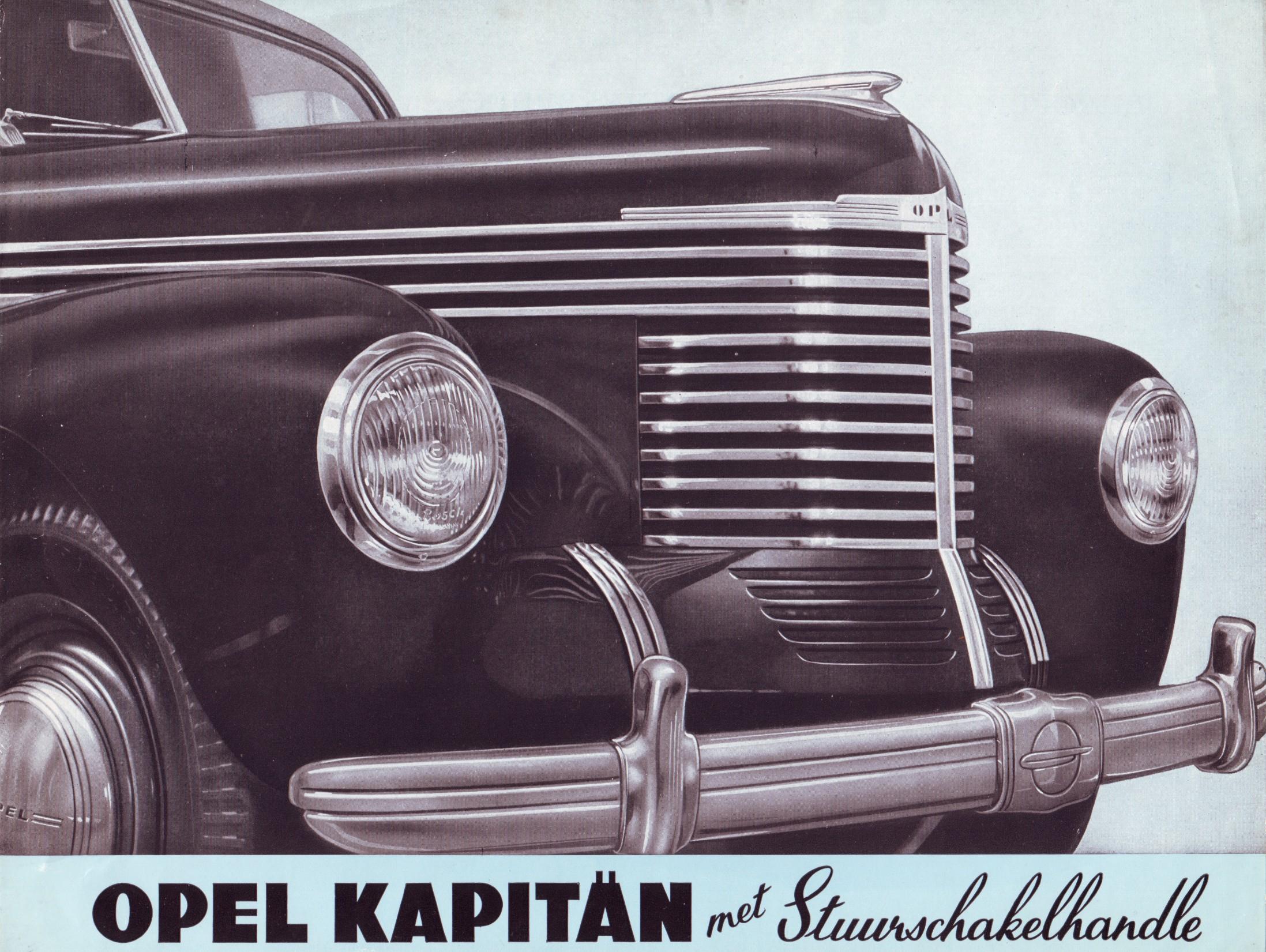 ICM Opel Käpitan Saloon staff car 1/35 Opel%20Kapitan%201938-40%2001
