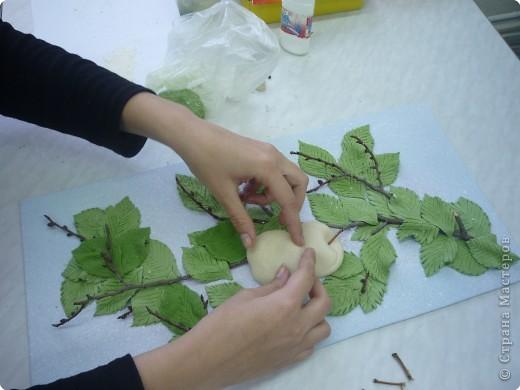 Лепим и расскрашиваем яблоки из теста P1050787