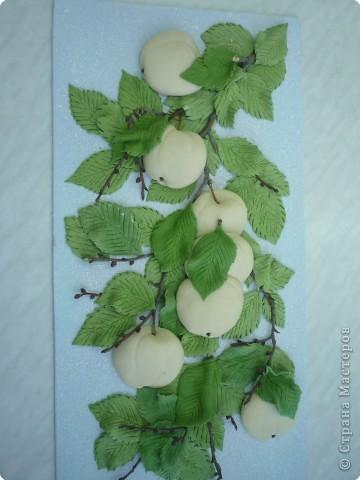 Лепим и расскрашиваем яблоки из теста P1050788