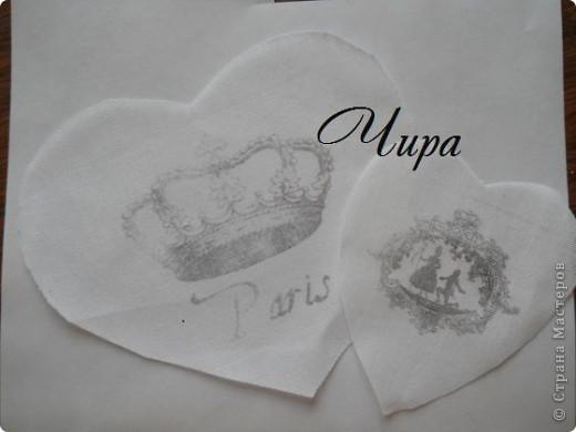 Перевод изображения с распечатки на ткань. Самый простой способ Perevod