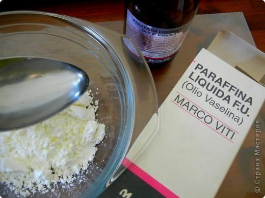 Рецепт холодного фарфора, который не надо варить! 087