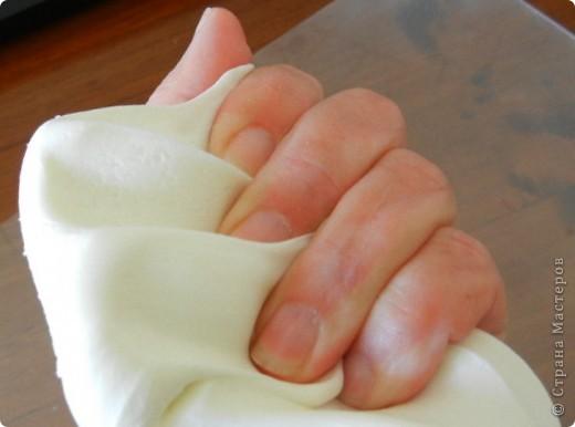 Рецепт холодного фарфора, который не надо варить! 105