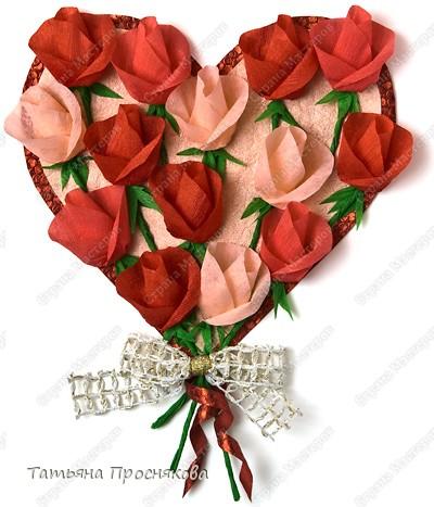 Миллион роз из гофрированной бумаги PICT3456