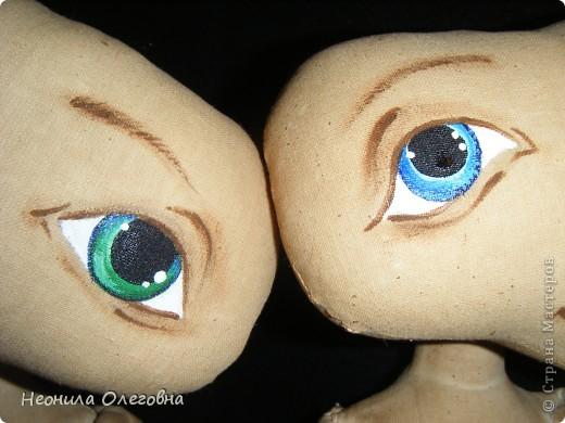 МК рисуем лицо текстильной кукле... Dscf7067
