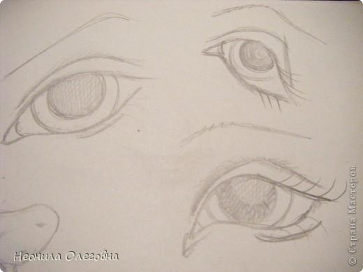 МК рисуем лицо текстильной кукле... Dscf7090