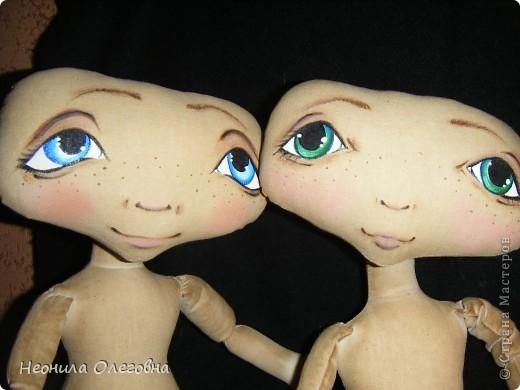 МК рисуем лицо текстильной кукле... Dscf7091
