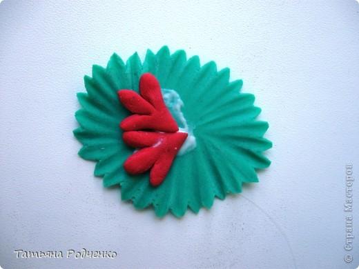 Лепка,декор из пластики ,теста и т.п к Пасхе Farfor_028